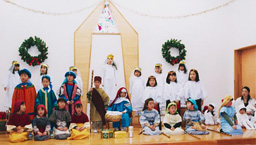 クリスマス聖劇