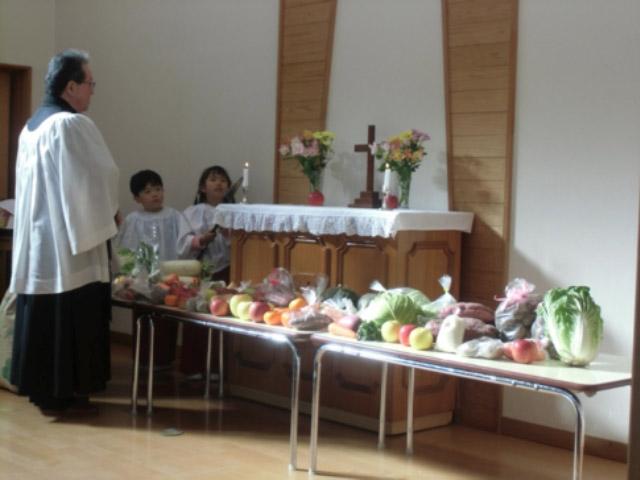 画像:収穫感謝祭