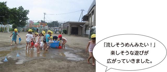 画像:水遊び1