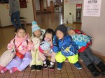 画像:明日は幼稚園のクリスマス!です