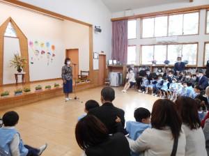 画像:聖パウロ幼稚園で大きくなろうね!!